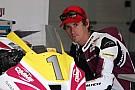 Alex Cudlin in Qatar con il Team Pedercini