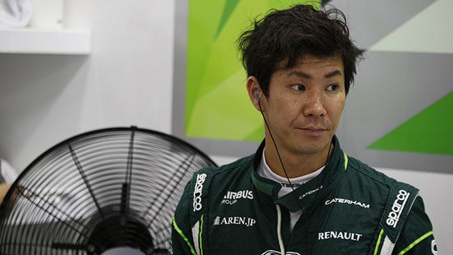Caterham, Kobayashi pilota titolare ad Abu Dhabi