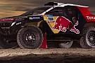 Dakar: ecco la Peugeot 2008 DKR nei colori Red Bull