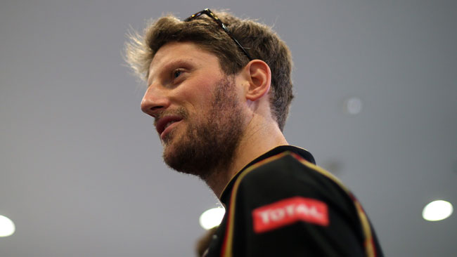 Addirittura 20 posizioni di penalità per Grosjean!