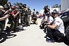 La Peugeot calamita l'attenzione a Buenos Aires