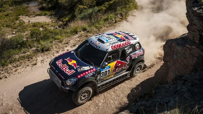 Dakar, Auto, Tappa 2: Al-Attiyah si riprende la testa
