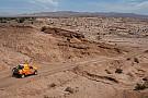 Dakar: la carovana sfida le famose dune di Copiapo