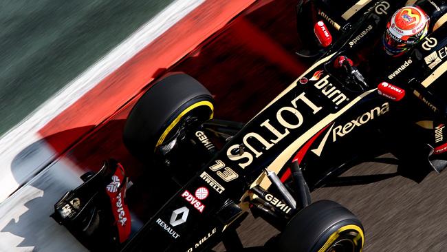 La Lotus non aveva pagato la tassa di iscrizione FIA!