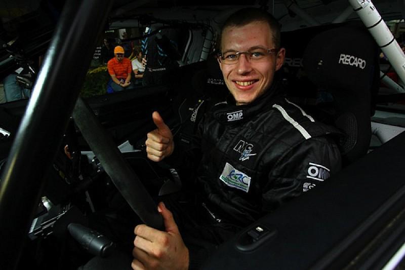 Aleks Zawada e Opel a caccia del Titolo Junior