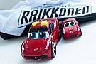 Kimi Raikkonen è diventato papà per la prima volta