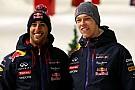 La Red Bull inizia i test di Jerez con Ricciardo