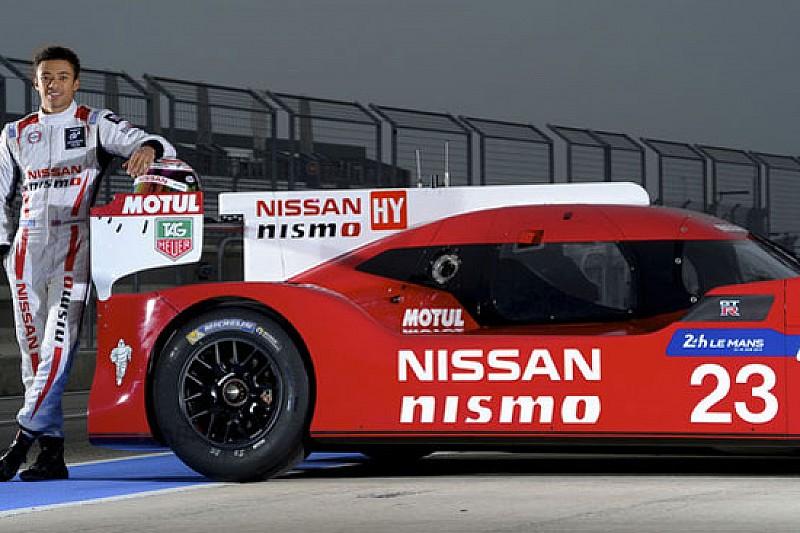 Mardenborough, Ordonez e Krumm sulla Nissan LMP1
