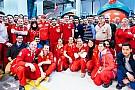 Ferrari: Gutierrez in visita alla Gestione Sportiva