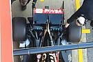 Lotus: bracci sagomati nella sospensione posteriore