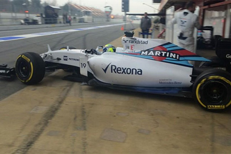 La Williams cambia idea: oggi alterna Massa e Bottas