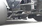 McLaren: braccio ancorato alla struttura deformabile!