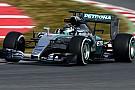 Barcellona, Day 2: Mercedes super, la McLaren cresce