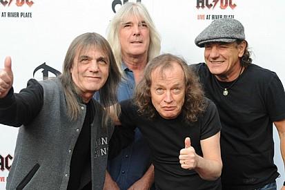 Gli AC/DC colonna sonora della Formula 1 su Sky