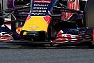 Red Bull Racing: viene ripetuto il crash test del muso