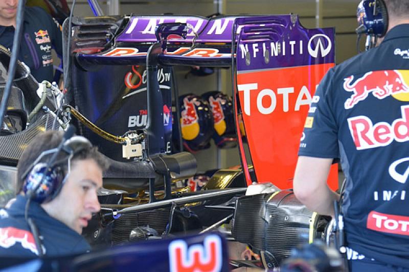 Red Bull Racing: ecco il comando idraulico del DRS