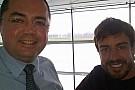 Domani Fernando Alonso sarà al simulatore a Woking