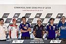 Valentino e Dovi pronti a sfidare Marquez in Qatar