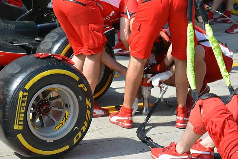 Ferrari: i problemi nei pit per un sensore della pistola?