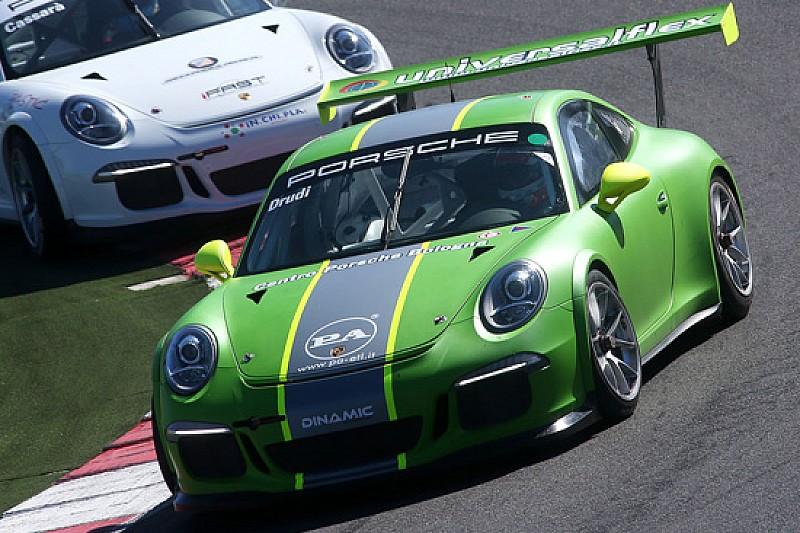Roll out a Misano: Drudi davanti a Agostini e Fontana