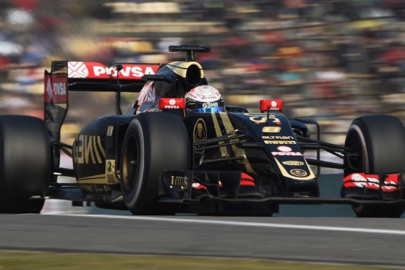 Grosjean ha regalato i primi punti alla Lotus