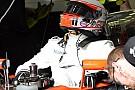 McLaren: un cortocircuito ha bloccato Button a Sakhir