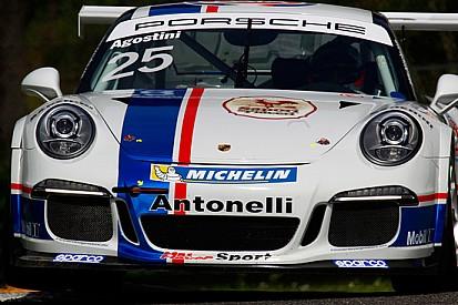 Shakedown, Imola: Agostini batte il record della pista!
