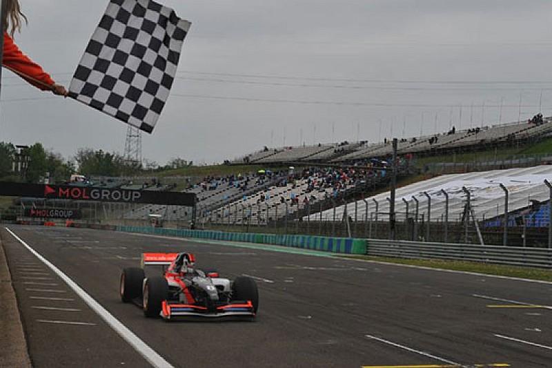 Pizzonia batte Pulcini e vince in Gara 2 a Budapest