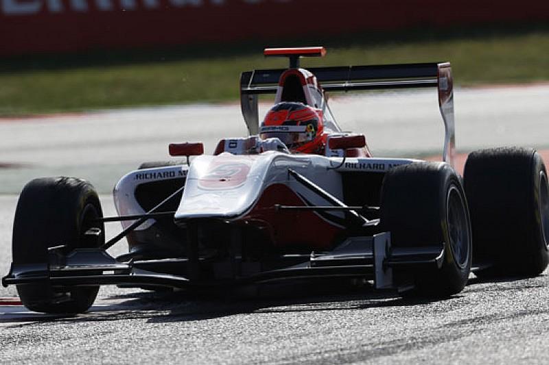 Esteban Ocon si presenta alla GP3 con una vittoria