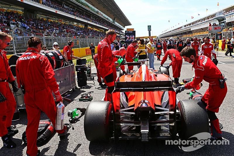 Manor укрепила команду бывшим инженером Toyota