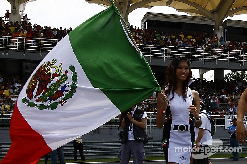 Ferrari envisage du roulage pour Gutierrez sur le GP du Mexique, déjà complet