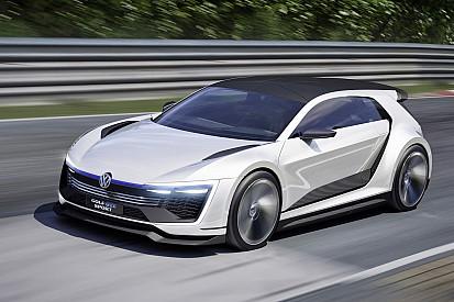 Volkswagen Golf GTE Sport Concept : La VW qui se prend pour une Audi