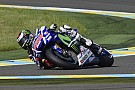 Lorenzo sets quickest FP3 time at Le Mans