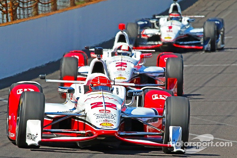 Carpenter, Castroneves to chase history in qualifying for 99th Indianapolis 500