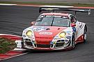 La lluvia perjudica a Porsche en Nurburgring