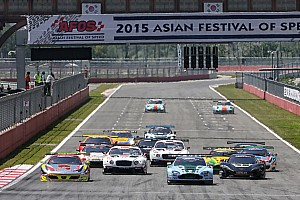 GT Race report GT Asia: Consistency paves the way for a third straight victory in Korea