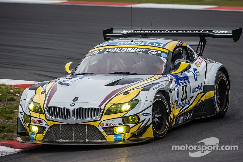 Marc Vds Score Podium In Thrilling 24 Hours Of N 252 Rburgring