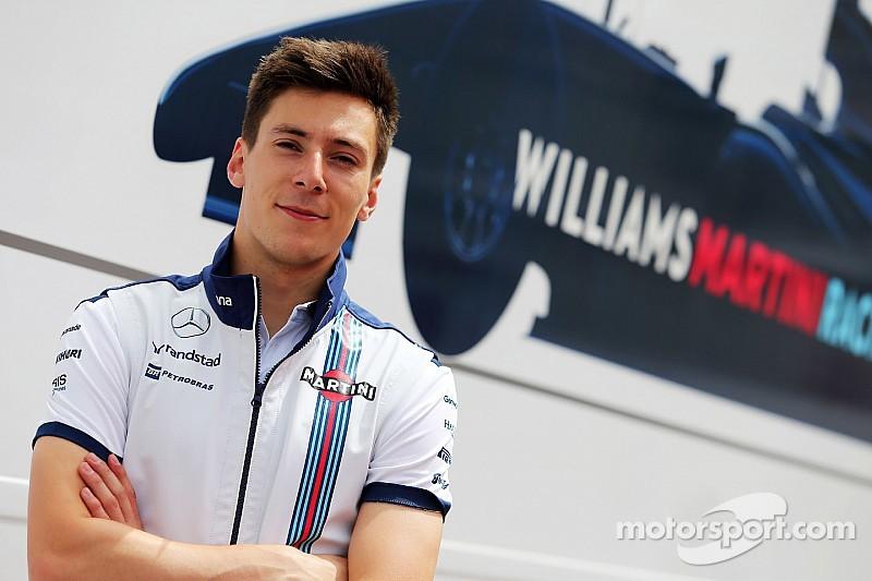 Williams test gives Lynn a boost ahead of Monaco