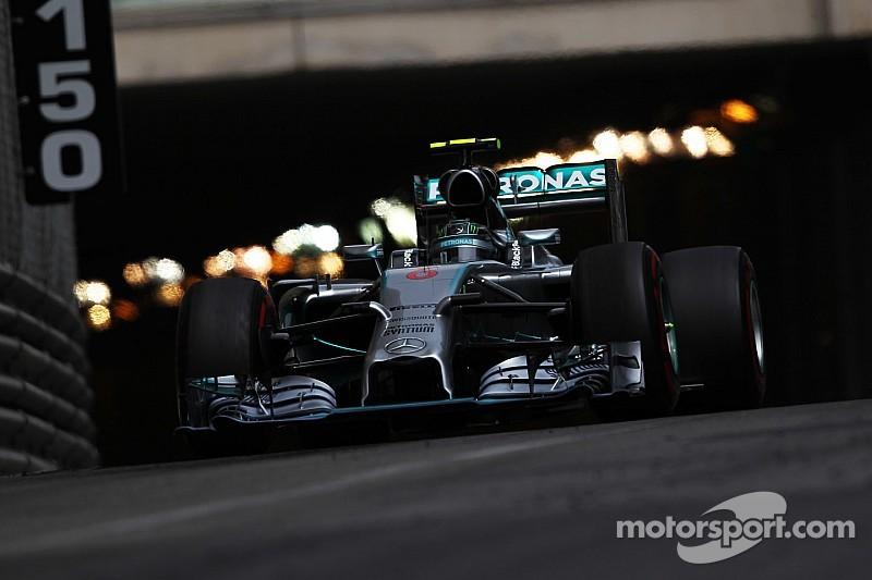 Monaco, course à domicile pour Nico Rosberg