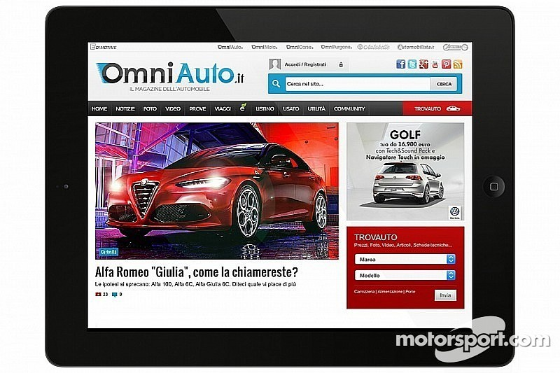 Motorsport.com adquire maior página italiana automotiva