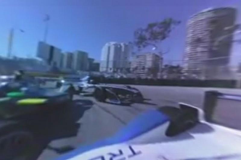 In un video a 360 gradi l'incidente fra Trulli e Pic
