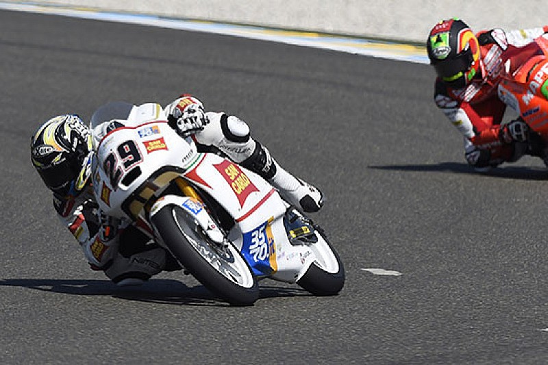 Primo punto in carriera per Stefano Manzi a Le Mans