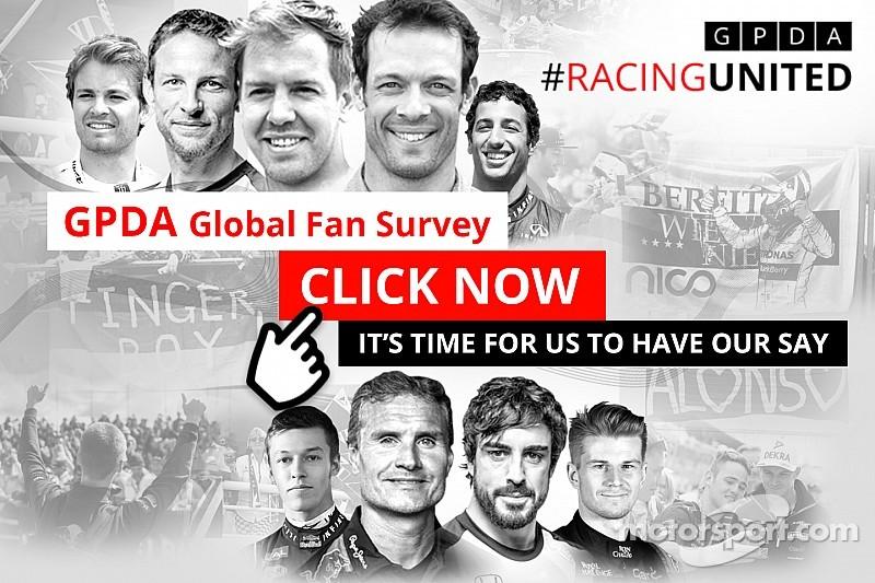 GPDA e Motorsport.com lançam pesquisa global