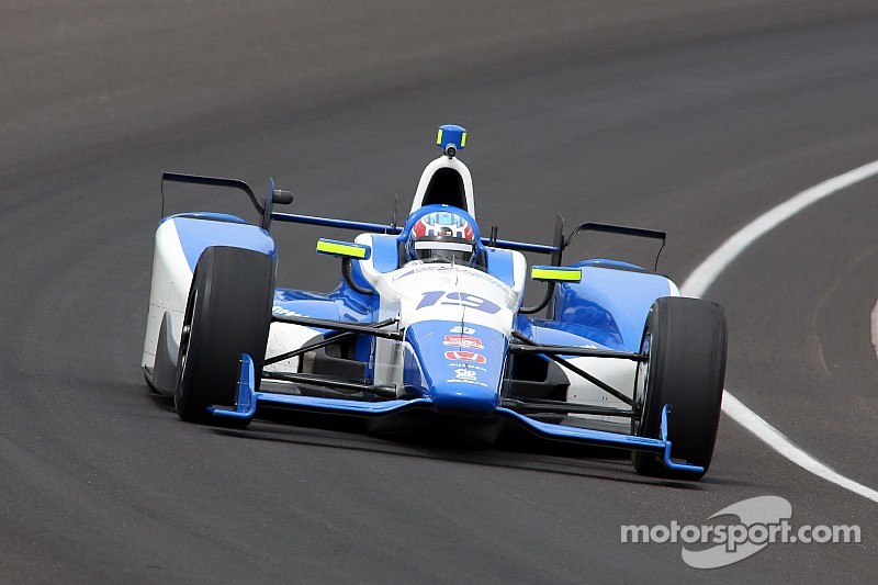Вотье заменит Уэртаса в Indy 500