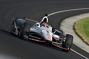 IndyCar Practice report Will Power tops 229mph in Carb Day practice