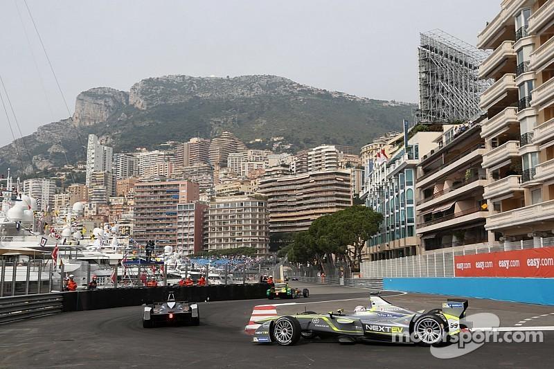В 2016-м Формула E не вернётся в Монако
