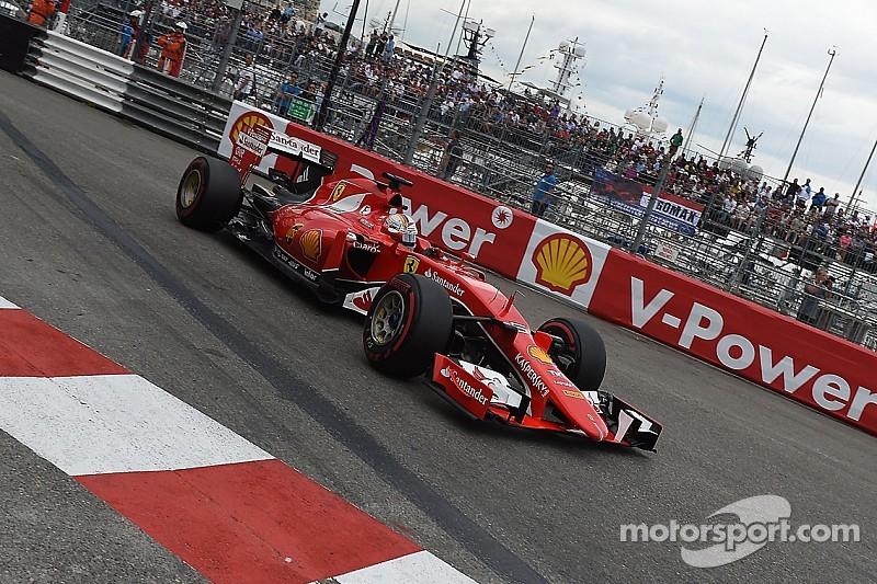 Sebastian Vettel obtient la seconde place sur un plateau d'argent