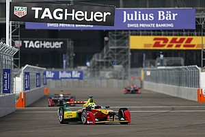 Formula E Race report A crucial round for Formula E in Germany