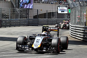 Formula 1 Race report Sahara Force India scored six points on the Monaco GP