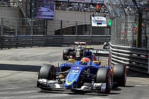 Formula 1 Race report Two world championship points for Sauber in Monaco